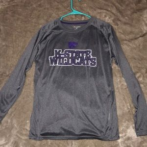 K-State Wildcats Long Sleeve